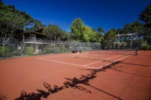 Tennis Club de la Vigne Hotel Le Sporting Cap Ferret